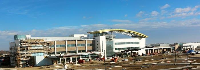 UC Health Longs Peak Hospital | Datum Engineers